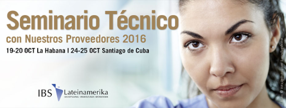 Seminarios para nuestros clientes en Cuba